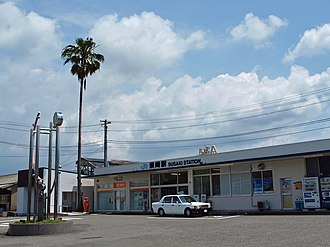 Susaki, Kōchi - Susaki Station