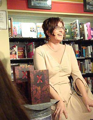 Susie Bright - Image: Susie Bright at Books Inc