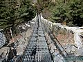 Suspension bridge, Annapurna, Nepal-5.jpg
