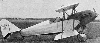 Swallow Airplane Company - Swallow Super Swallow photo from Aero Digest July 1926