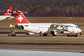 Swiss, HB-IYT, Avro RJ100 (16838150321).jpg