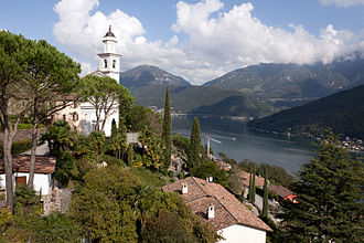 Vico Morcote - Image: Switzerland Vico Morcote 01