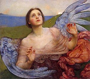 Annie Swynnerton - Image: Swynnerton The sense of Sight