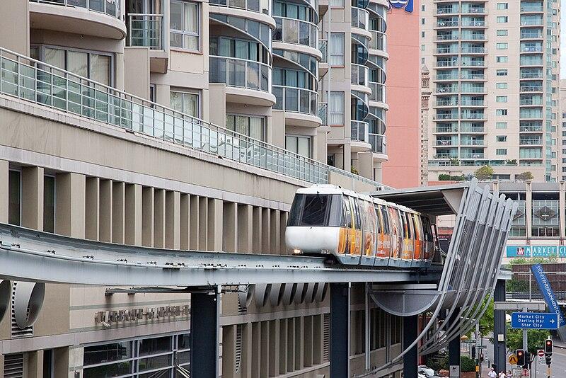 Egysínes vasút (Sydney)
