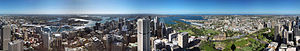 Sydney Tower Panorama