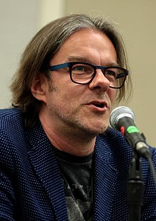 Neuvel at the 2018 Phoenix Comic Fest