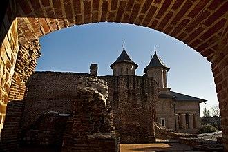 Târgoviște - Image: Târgoviște Curtea Domnească 5