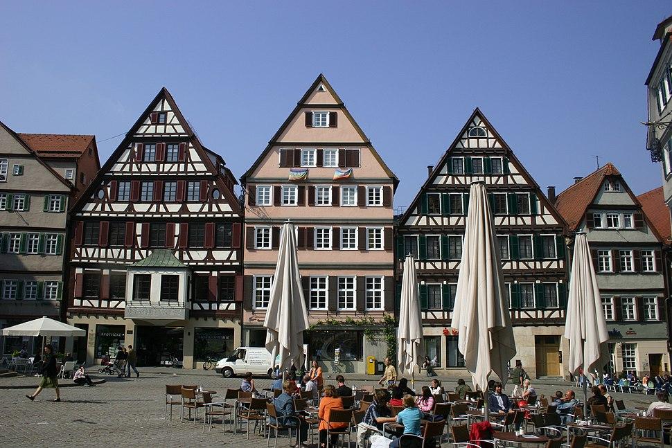 Tübingen Marktplatz 3