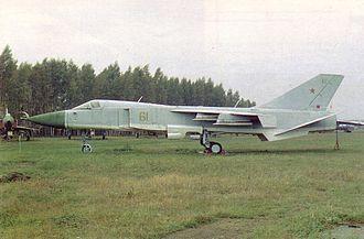 Sukhoi Su-24 - T-6-1.