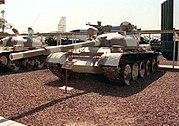T-62 BRL