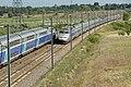 TGV meets TGV at Valence (8492304785).jpg