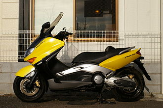 Yamaha TMAX - Image: TMAX500