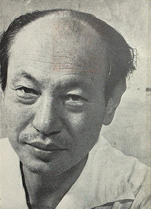 Kyuichi Tokuda - Portrait of Kyuichi Tokuda (ca. 1952)