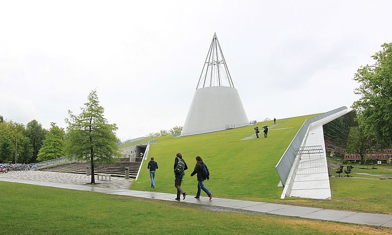 The World's Coolest Libraries: Delft University of Technology (TU Delft) Library