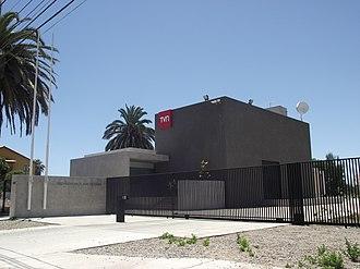 Televisión Nacional de Chile - The regional television centre in La Serena, Coquimbo Region.