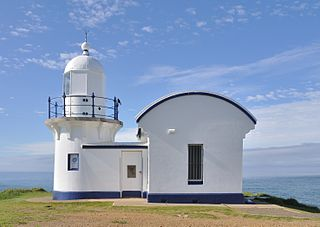 Tacking Point Lighthouse lighthouse in New South Wales, Australia