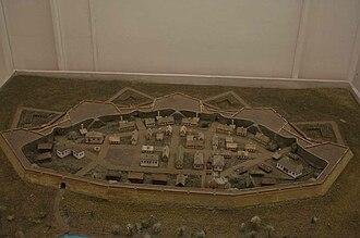 Taganrog City Architectural Development Museum - Image: Taganrog Fortress