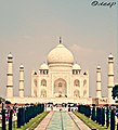 Taj Mahal...a symbol of love.jpg