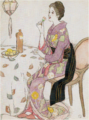 TakehisaYumeji-1920-12 Scenes at Nagasaki Green Liquor.png