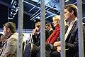 Tallinn Digital Summit press presentation- e-Estonia (36657608324).jpg