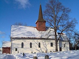 Tanum, Norway - Image: Tanum kirke 05