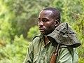 Tanzania - Ranger at Arusha National Park (14534446125).jpg