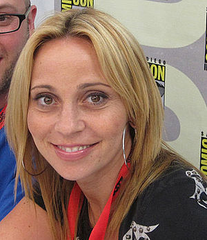 "Batman: Arkham City - Actress Tara Strong replaced Arleen Sorkin in Batman: Arkham City as the voice of Harley Quinn, and reprised the role for the ""Harley Quinn's Revenge"" downloadable content."