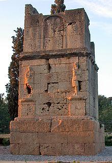Torre dels Escipions grave