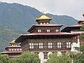 Tashichho Dzong Fortress in Thimphu during LGFC - Bhutan 2019 (10).jpg