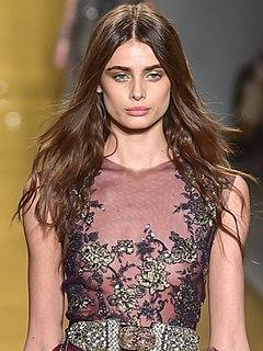 Taylor Hill (model) American model