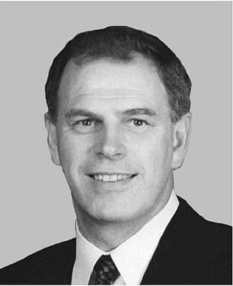 Ted Strickland - Strickland's congressional portrait
