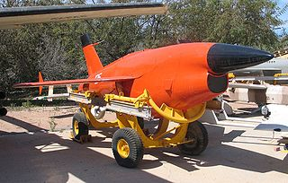 Target drone unmanned, remote controlled aerial vehicle used for target practice
