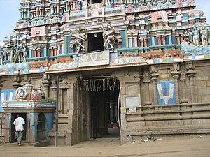 Thiruvilandur - Vishnu Temple at Thiruvilandur