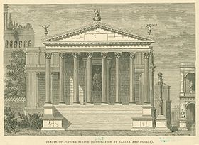 Image illustrative de l'article Temple de Jupiter Stator