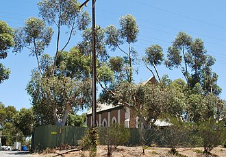 Templers, South Australia - A former church at Templers