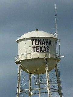 Tenaha, Texas Town in Texas, United States