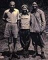 Tenzing Norgay with John Henderson in 1955 Darjeeling, from- Tenzing & Henderson (cropped).jpg