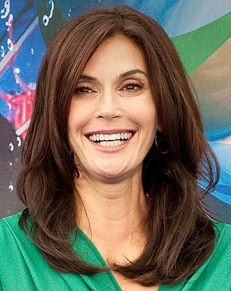 Teri Hatcher - Hatcher at the World of Color premiere in 2010
