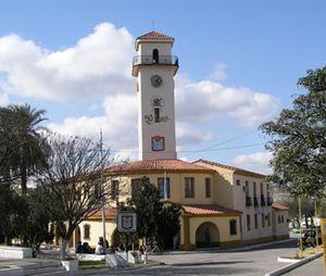 Termas town hall