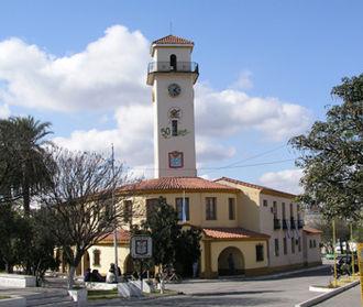 Termas de Río Hondo - Termas de Río Hondo town hall