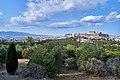 The Acropolis and the Areopagus from Philopappos Hill on July 18, 2019.jpg