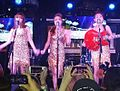 The Barberettes, K-Pop Night Out at SXSW, Austin, March 19, 2015 Cropped.jpg