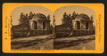 The Block House, circumference 92 ft., Calaveras Grove, Cal, by Reilly, John James, 1839-1894.png