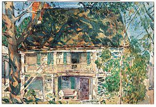 The Brush House
