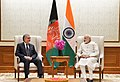 The Chief Executive of Afghanistan, Mr. Abdullah Abdullah calls on the Prime Minister, Shri Narendra Modi, in New Delhi on September 28, 2017 (2).jpg