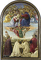 The Coronation of the Virgin with Saints by Sandro Botticelli, Domenico Ghirlandaio and workshops, c. 1492.jpg