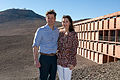 The Crown Prince Couple of Denmark during their visit to ESO's Paranal Observatory (wallpaper).jpg