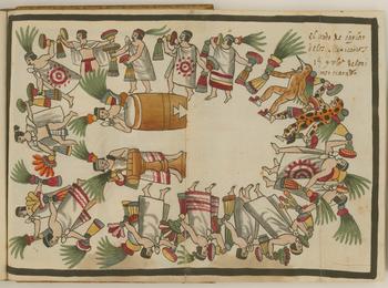 Danza Azteca Wikipedia La Enciclopedia Libre