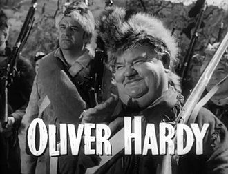 Oliver Hardy - Oliver Hardy in The Fighting Kentuckian (1949)