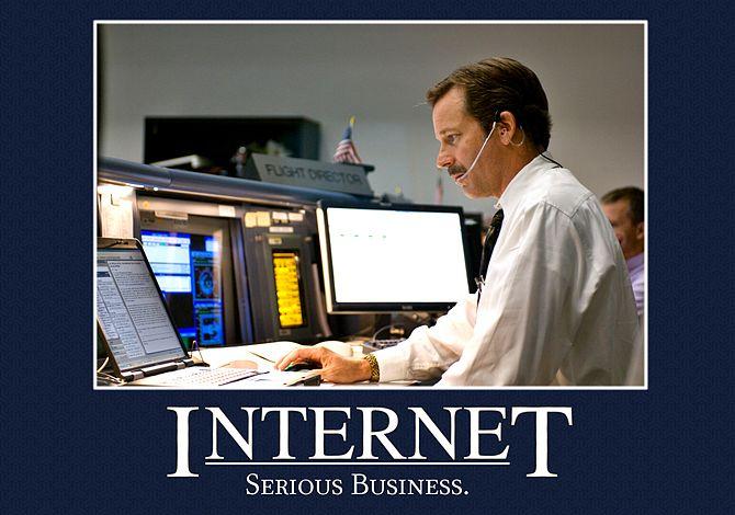 Internets = srs.biz. Parody motivator.